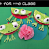 Art for the Class: Frog Paper Plate Craft