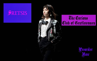 "SRETSIS ""The Curious Club Of Gentlewomen"" Spring Summer 14/15"