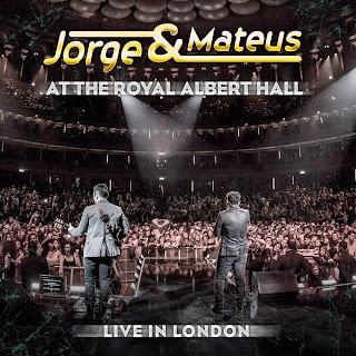 CD e DVD Jorge e Mateus - Ao Vivo Em Londres (2013)