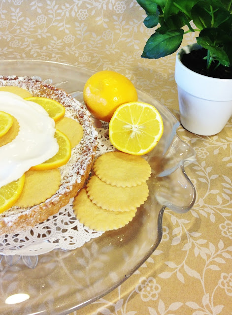 Make this fabulous lemon tart in less than 5 minutes. Find everything you need at Trader Joe's. entirelyeventfulday.com