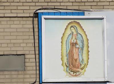 Virgin of Guadalupe Detroit Religious shop