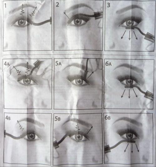 Lancome Grandiose mascara: application tips