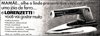 Lorenzetti, os anos 70; propaganda na década de 70; Brazil in the 70s, história anos 70; Oswaldo Hernandez;
