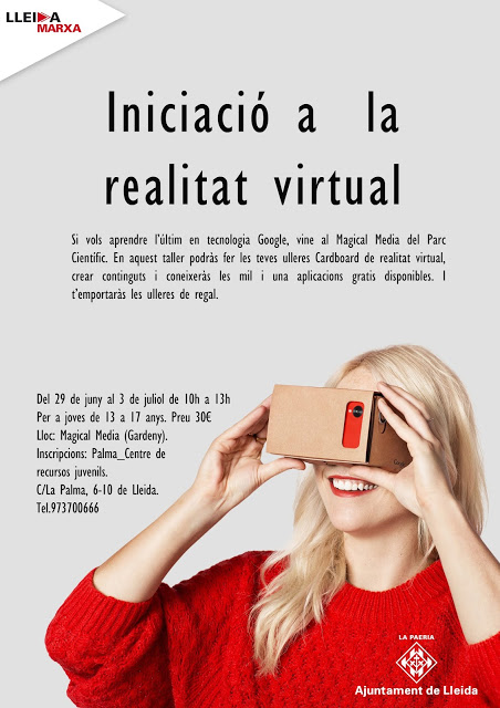 Pasó: Taller Realidad Virtual