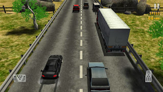 screenshot 2 Traffic Racer 1.6