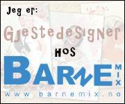 Gjestedesigner hos Barnemix