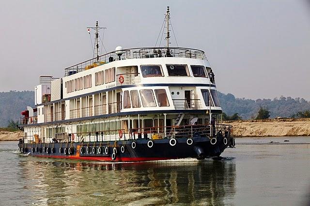 Mahabahu Cruise, Brahmaputra River