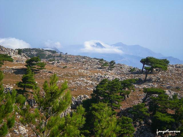 Trekking en Grèce