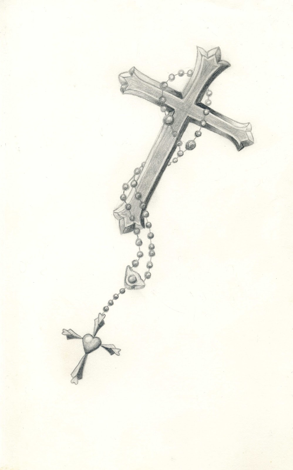 carla godman tattoo design rosary beads with cross. Black Bedroom Furniture Sets. Home Design Ideas