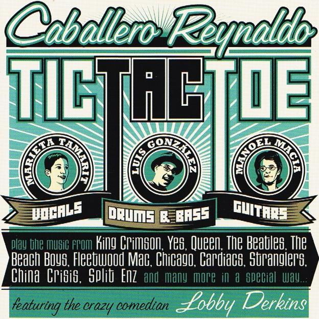 CABALLERO REYNALDO - (2007) Tic tac toe