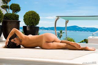 micheli burate 44 Michele Burate deliciosamente pelada