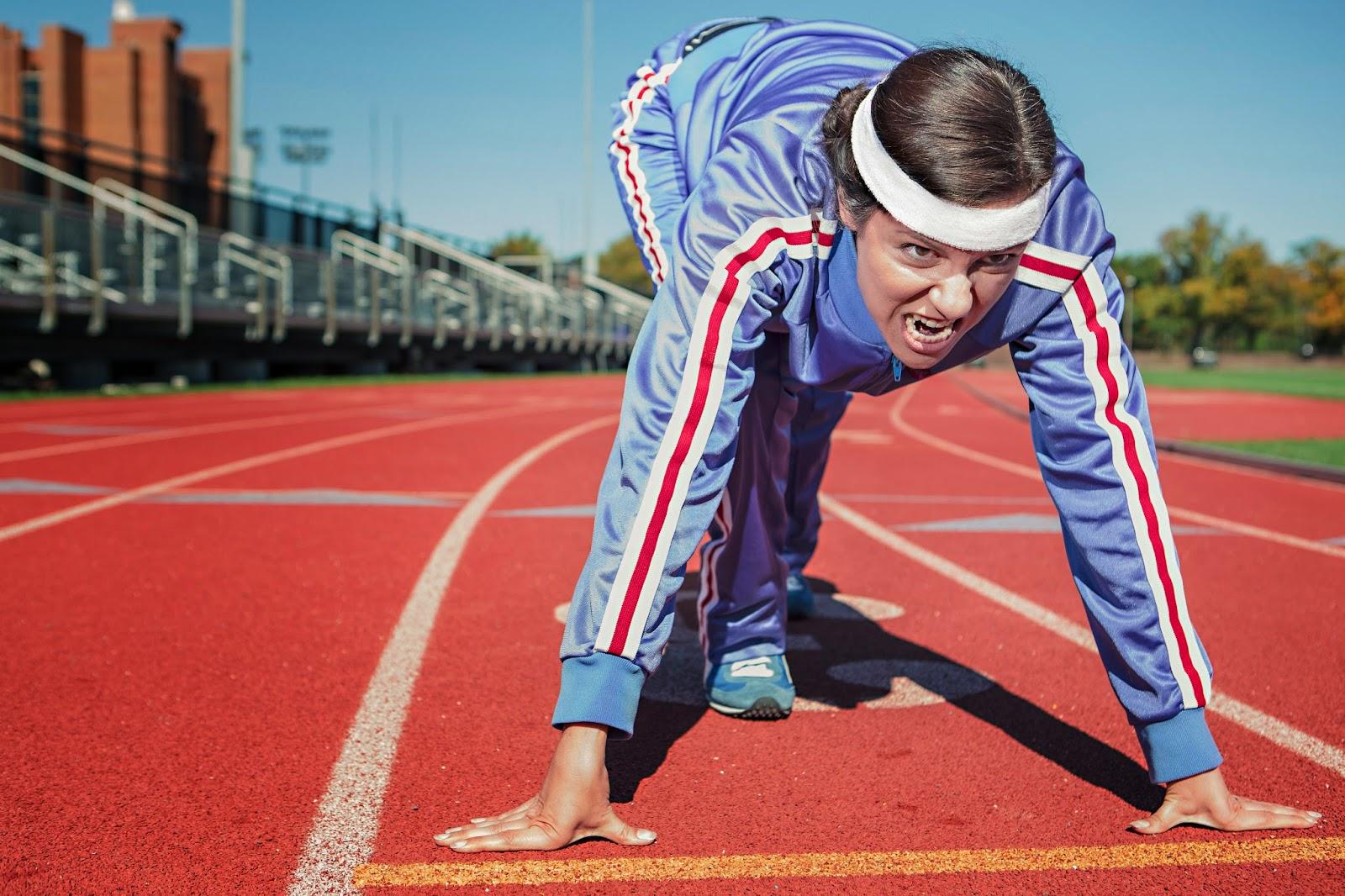 rywalizacja w blogowaniu, wyścig w blogowaniu