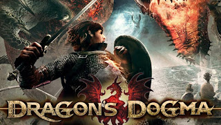 Dragon's Dogma Cover art Logo