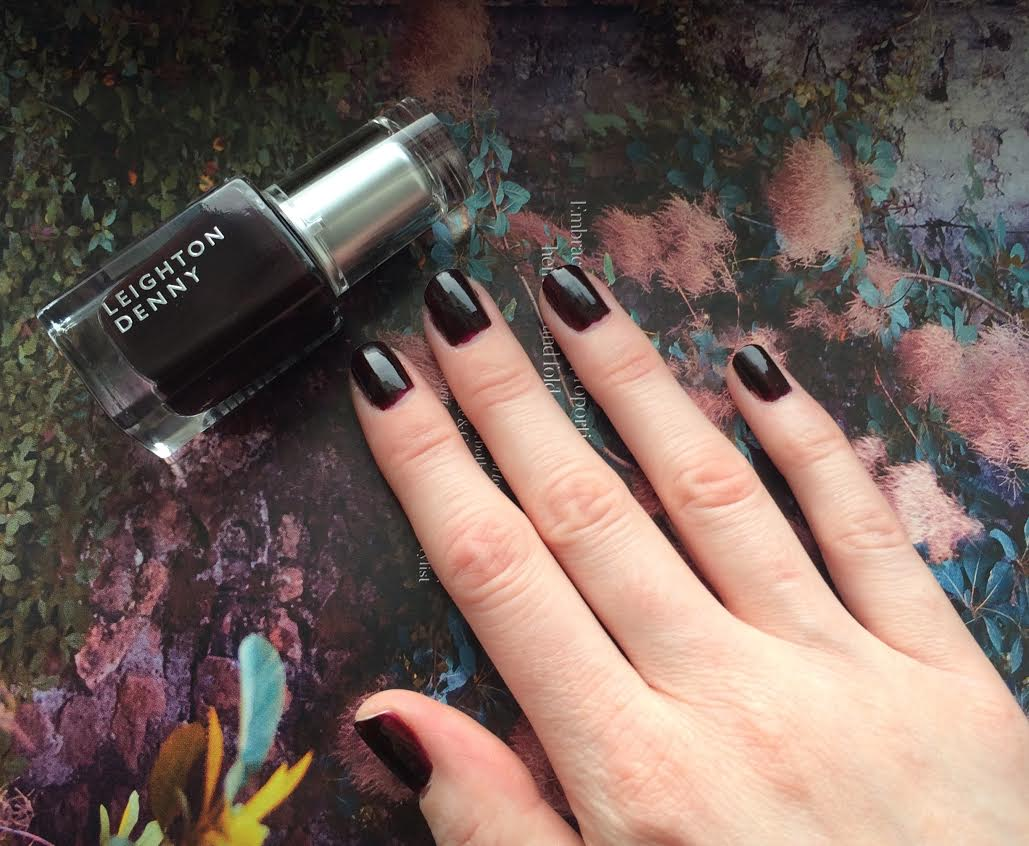 Leighton Denny Really Royal Polish