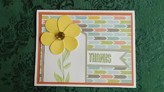 CTMH Zoe Paper Pack Card