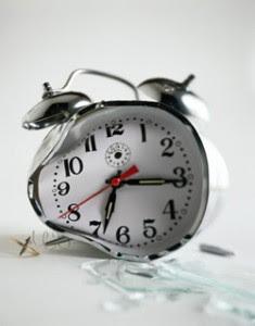 broken clock