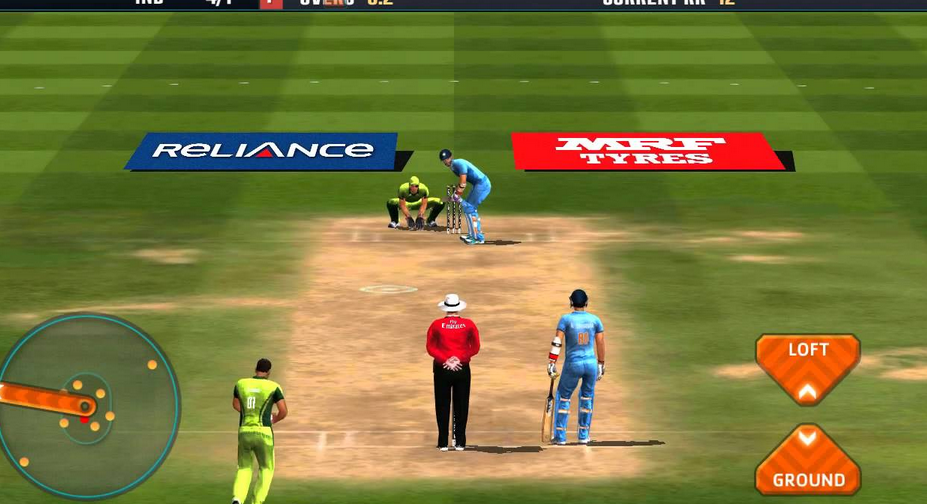 play free online games sports cricket