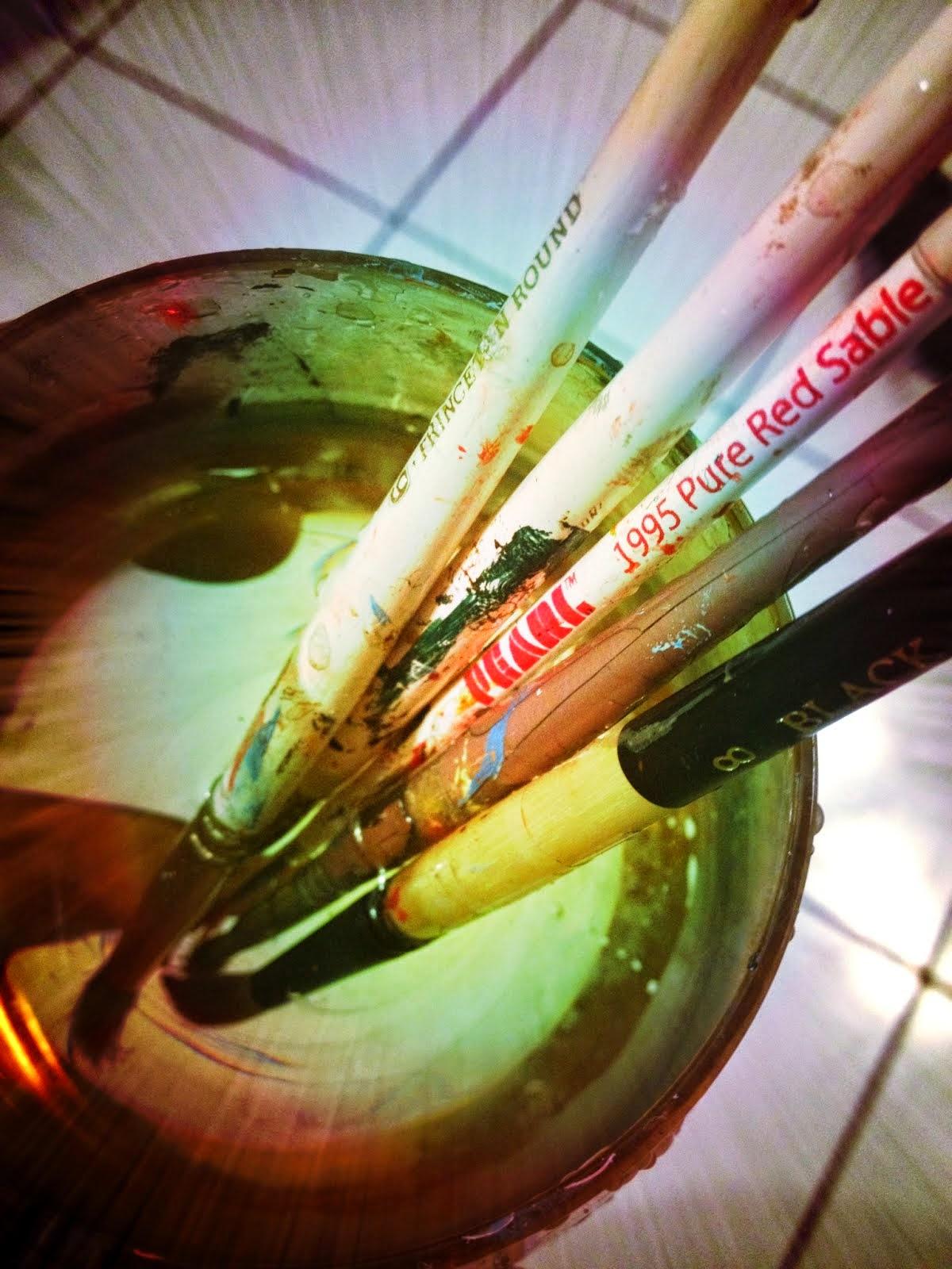 My Paint Brush Says...
