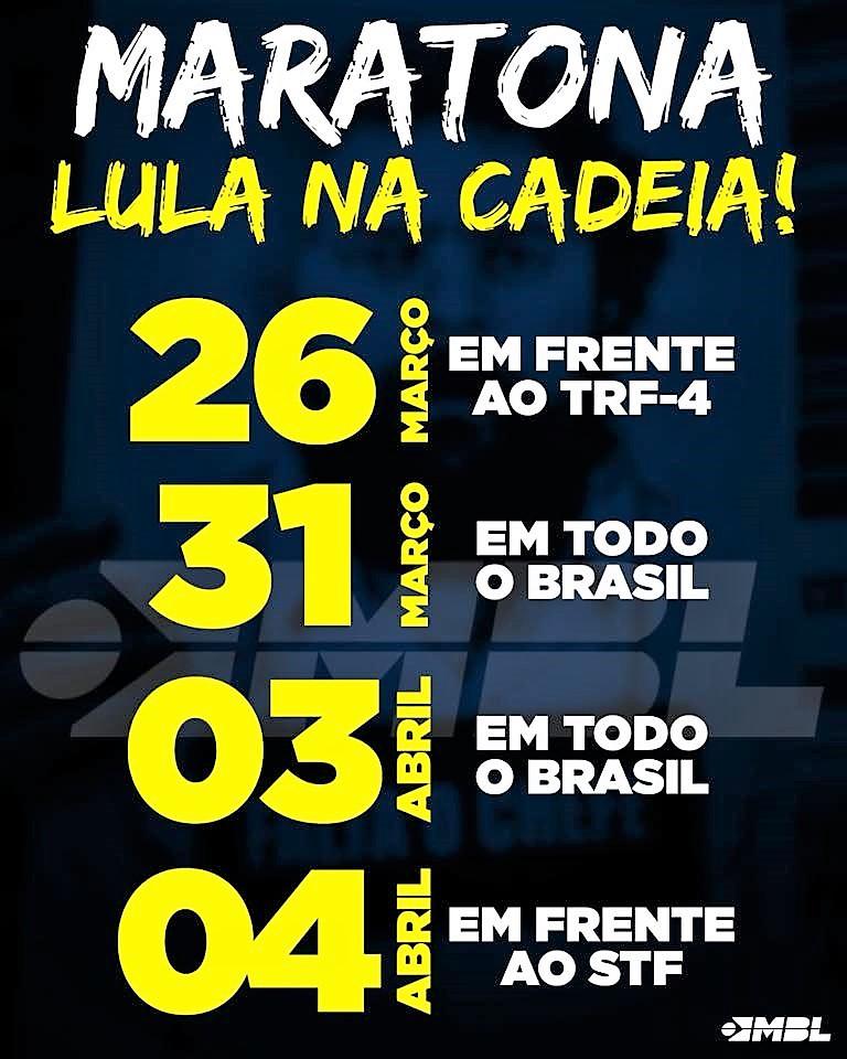 26 de março: Porto Alegre