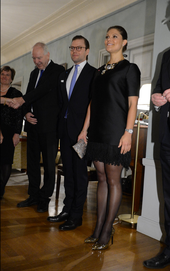 Swedish embassy dinner