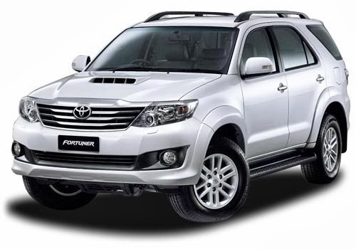 Toyota Fortuner 2wd At Wallpaper