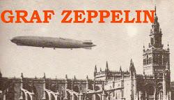 Graf zeppelin en Sevilla.