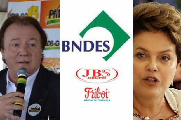 STF obriga governo a detalhar empréstimos bilionários do BNDES para a JBS/Fribo