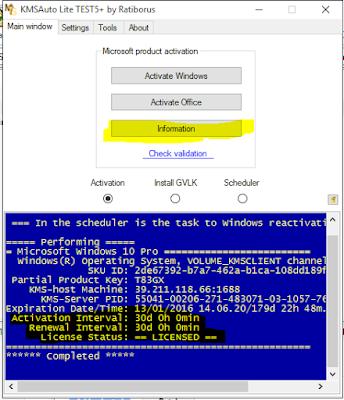 Cara Aktivasi Windows 10 Pro Permanen