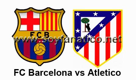 copadelrey, barcelona, atletico, envivo