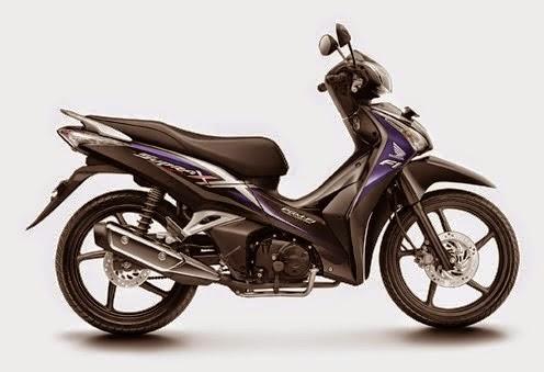 Honda Supra X 125 Helm-in PGM-FI