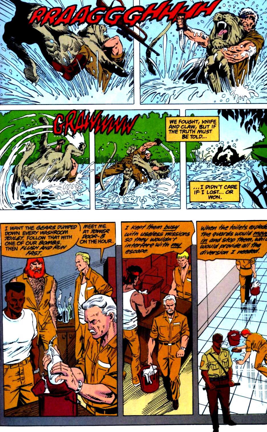 Deathstroke (1991) Issue #26 #31 - English 16