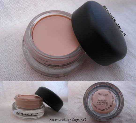 review mac paint pot painterly memorable days beauty