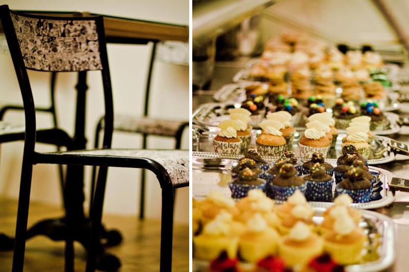 mobilier et desserts