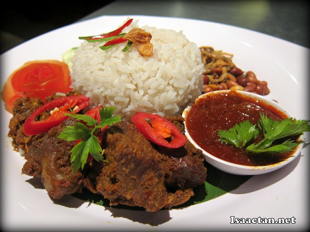 Nasi Lemak - RM6.80