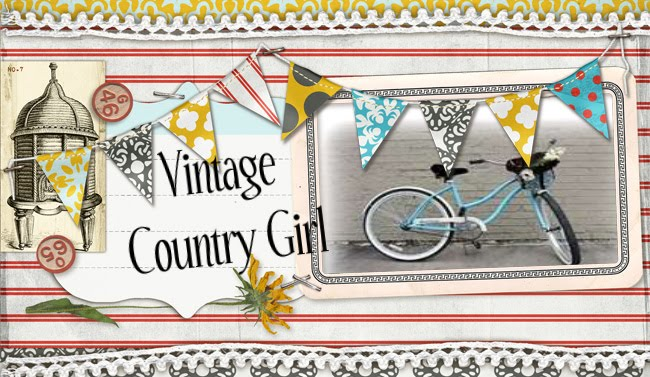 Vintage Country Girl