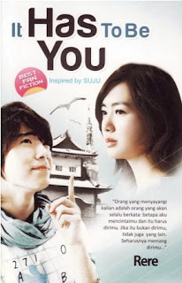 novel fanfiction-super junior