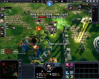 Chaos Online начало ОБТ в Корее