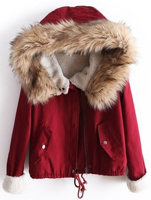 www.shein.com/Red-Fur-Hooded-Long-Sleeve-Drawstring-Coat-p-101532-cat-1735.html?aff_id=2687