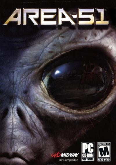 Area 51 PC Full Español Reloaded Descargar DVD5