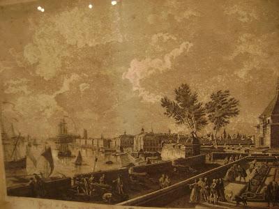 Antiquaire marine peintres de marine les ports de joseph vernet - Joseph vernet le port de bordeaux ...