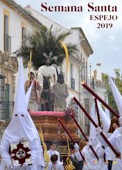 Cartel oficial Semana Santa Espejo 2019