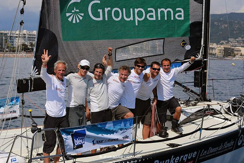 Daniel Souben et Courrier Dunkerque champions de France 2014 !