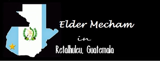 Elder Mecham in Guatemala