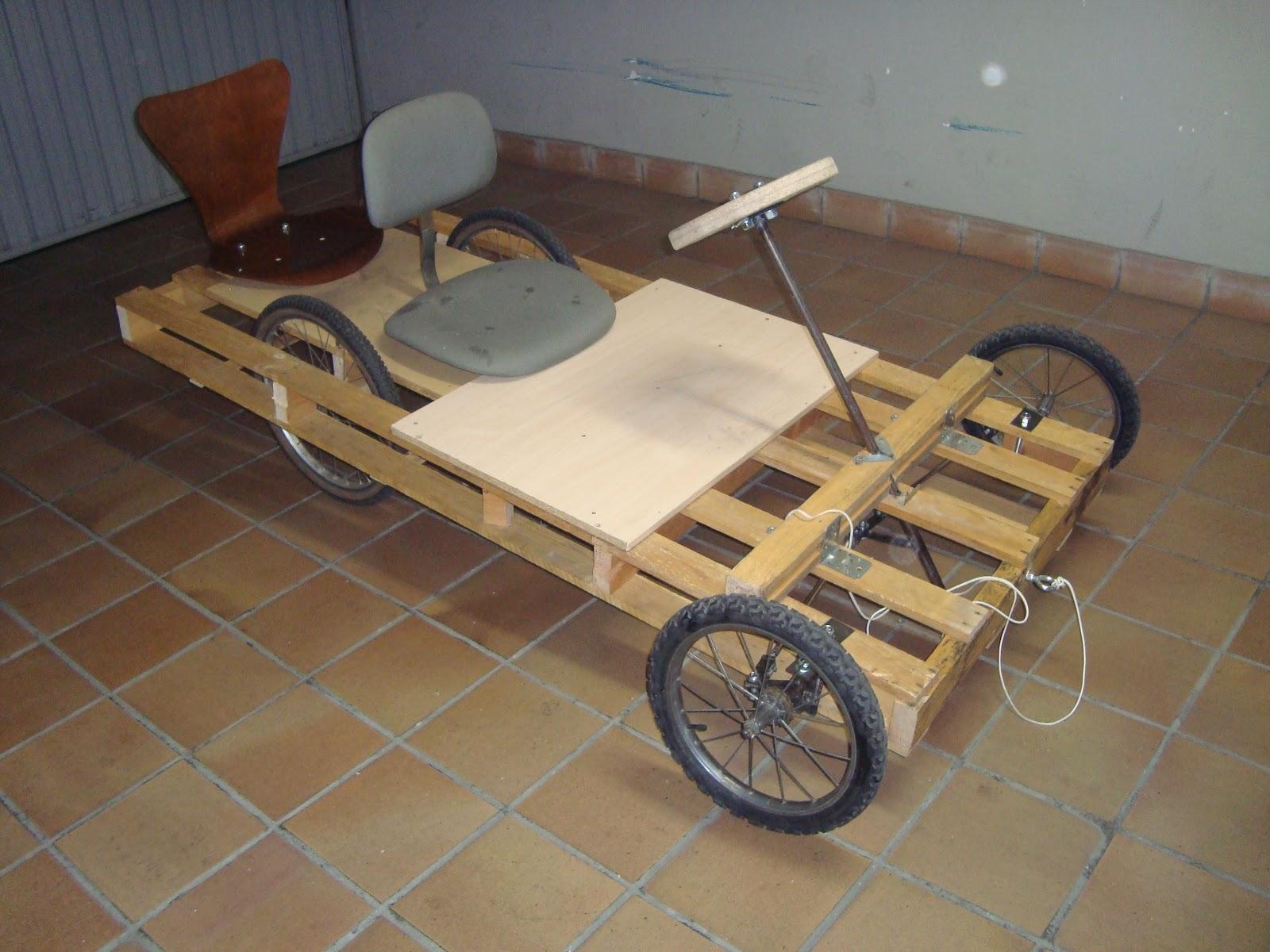 El blog de los ingenieros carro de descenso - Pintar llantas bici ...