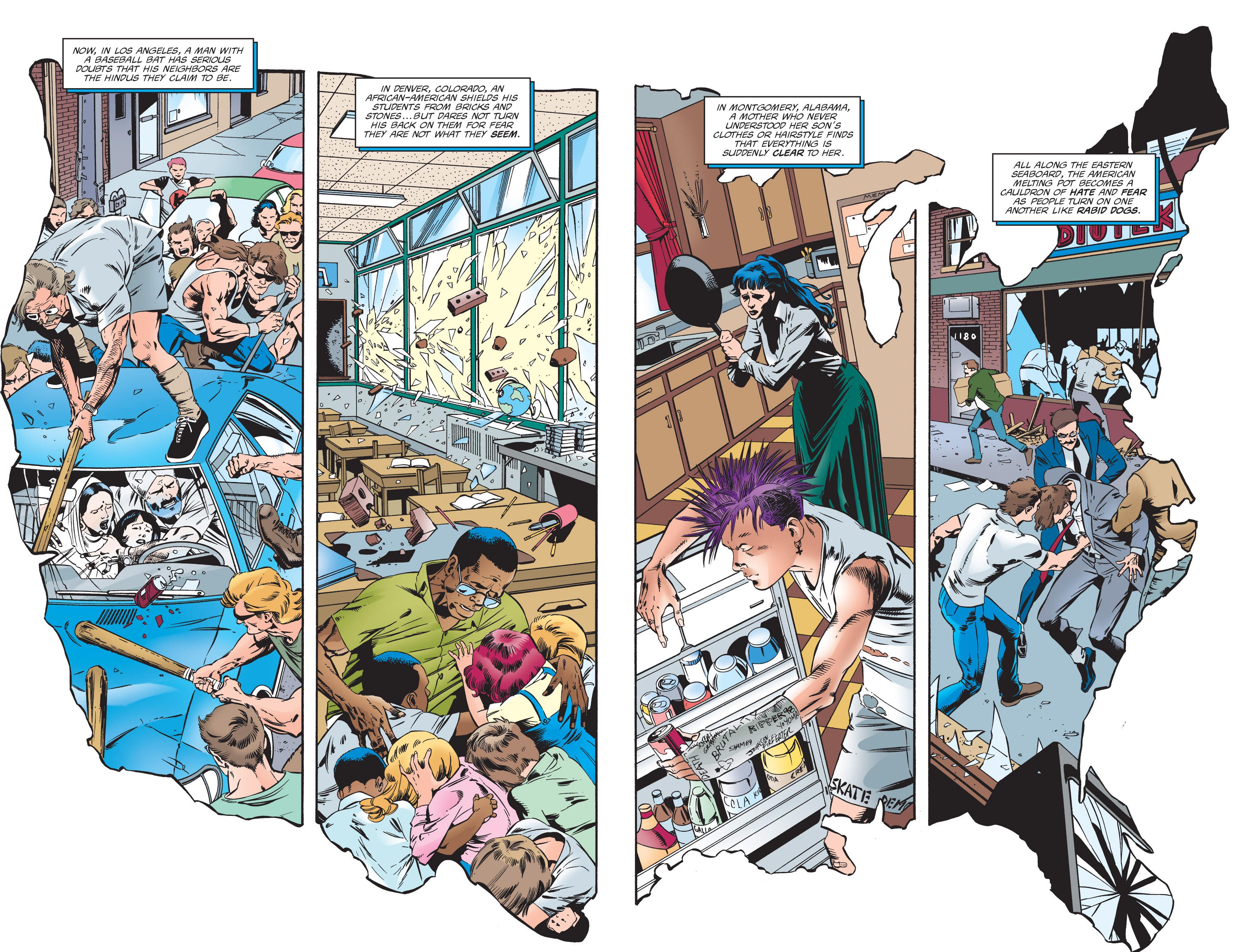 Captain America (1998) Issue #7 #10 - English 3