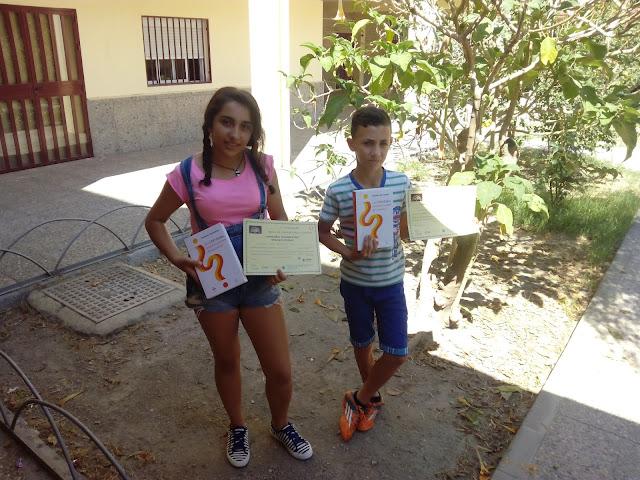 "Categoría ""Avance- Progreso"": OTMAN ELGOY, 2º ESO, IES Los Ángeles."