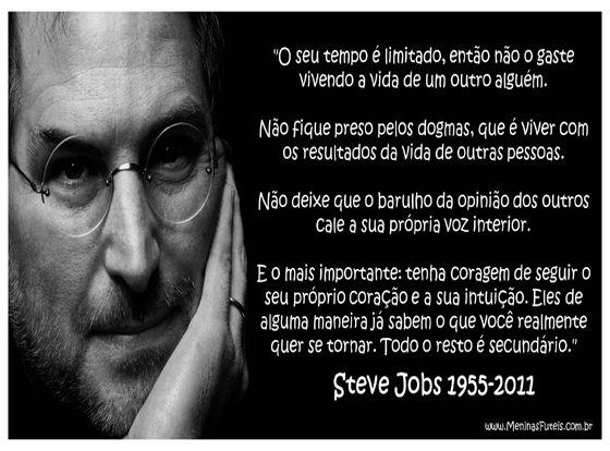 Tag Frases Do Steve Jobs Para Facebook