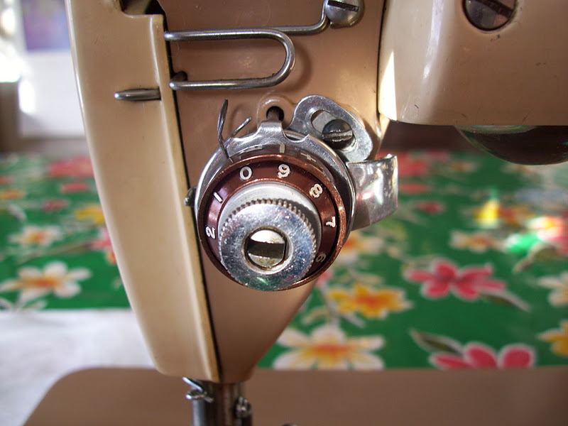 My Sewing Machine Obsession 40 Tension Assembly Impressive How To Assemble Sewing Machine