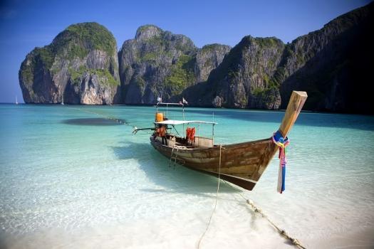 barca de playa/ beach boat