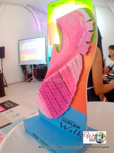 Skechers Innovative Sole Design